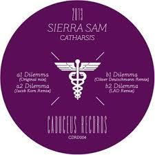 SIERRA SAM - Catharsis EP : CADUCEUS (SWISS)