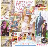 DANIEL JOHNSTON - Artistic Vice/1990 : 2LP
