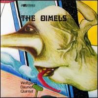 WOLFGANG DAUNER QUINTET - The Oimels : LP