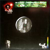 Sly & Robbie vs. Dubblestandart featuring Dillinge - 10 Tons Of Dope EP : Select Cuts (GER)