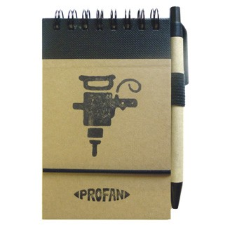 - - Notebook 2 Handprinted : PROFAN (GER)