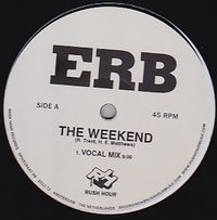 ERB - The Weekend : 12inch