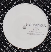 RED 7 - Love'S Fading EP : HOUSEWAX (GER)