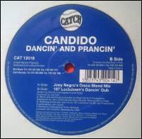 CANDIDO - Dancin' And Prancin' : 12inch