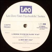 VARIOUS - Leo Zero 'Dub Psychedelic' Series : 12inch