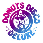 DONUTS DISCO DELUXE - Donuts Disco Deluxe Mix Vol.3 : MIXCD