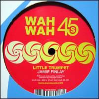 JAMIE FINLAY - Little Trumpet : 12inch