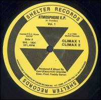 KERRI CHANDLER - Atmosphere E.P. Vol. 1 : 12inch