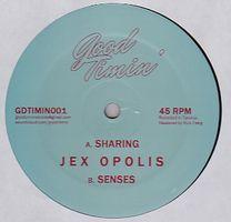 JEX OPOLIS - Sharing / Senses : 12inch