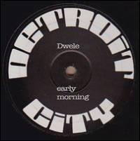 DWELE / JAY DEE - Detroit City : 12inch