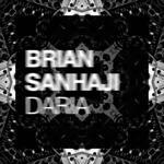 BRIAN SANHAJI - Daria EP : CLR (GER)