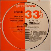 CHANGE - Glow Of Love/Angel In My Pocket/Paradise/Miracles : 12inch
