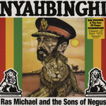 RAS MICHAEL AND THE SONS OF NEGUS - Nyahbinghi : LP