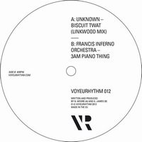 FRANCIS INFERNO ORCHESTRA / LINKWOOD - VR12 : VOYEURHYTHM (UK)