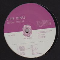 JOHN DIMAS - Rhythm Trap : ONE RECORDS (UK)