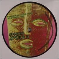 MIDLAND / JD TWITCH / AUNTIE FLO - Autonomous Africa Volume 2 : 12inch