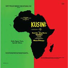MANU DIBANGO - Kusini: Countdown At : LP