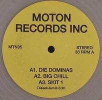 MOTON RECORDS INC. - Die Dominas : 12inch