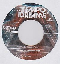 STARSHIP CONNECTION/ K-MAXX - A Taste Of Tempo Dreams Vol. 2 : 7inch