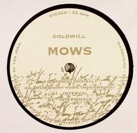 GOLDWILL - Mows : WANDERING (GER)