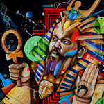 RAS G - Back On The Planet : 2LP
