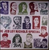 JEB LOY NICHOLS - The Jeb Loy Nichols Special : LP