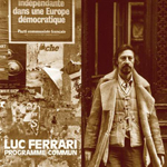 LUC FERRARI - Programme Commun : LP