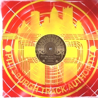 PITTSBURGH TRACK AUTHORITY - Now's Tomorrow EP : 12inch