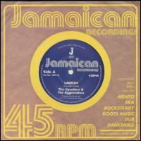 THE UPSETTERS & THE AGGROVATORS/CORNELL CAMPBELL - LABRISH/POWER PRESSURE : Jamaican Recordings (UK)