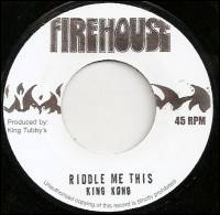 KING KONG - Riddle Me This : 7inch