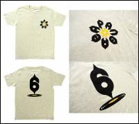 PANGAEA × QOTAROO - PANGAEA 6th Anniversary T-Shirt オートミール M : T-SHIRT
