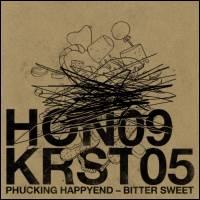 PHUCKING HAPPYEND - Bitter Sweet Remix EP : 12inch