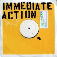 A GRAPE DOPE - Immediate Action #2 : HEFTY RECORDS (US)