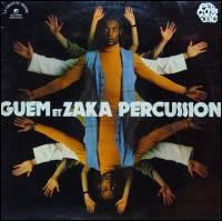 GUEM ET ZAKA PERCUSSION - Percussions : LP