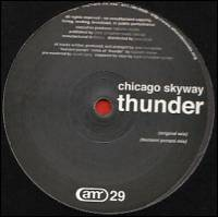 CHICAGO SKYWAY - Thunder : ALTERED MOODS (US)