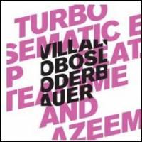 RICARDO VILLALOBOS & MAX LODERBAUER - Turbo Semantic EP : 12inch