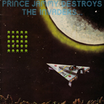 PRINCE JAMMY - Destroys The Invaders : GREENSLEEVES (UK)