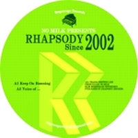 NO MILK aka Yusuke Uchiyama (RONDENION remix) - RHAPSODY since 2002 EP : RAGRANGE (JPN)