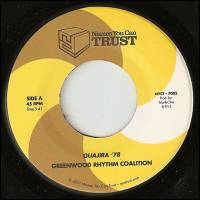 GREENWOOD RHYTHM COALITION / GRC VS LUZ MOB - Guajira '78 / Tabaco Y Ron : NAMES YOU CAN TRUST (US)