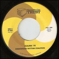 GREENWOOD RHYTHM COALITION / GRC VS LUZ MOB - Guajira '78 / Tabaco Y Ron : 7inch
