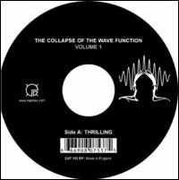 DMX KREW - The Collapse Of The Wave Function Volume 1 : 7inch