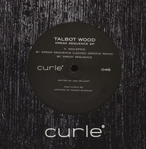 TALBOT WOOD - Dream Sequence EP : 12inch