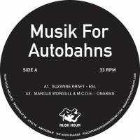 VARIOUS - Musik For Autobahns : 12inch