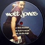 MATT JONES - The First Style EP : Cross Section (UK)