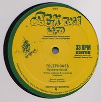 DJ FETTBURGER & TELEPHONES - EP : SEX TAGS UFO (NOR)