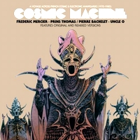 COSMIC MACHINE (Frederic Mercier / Pierre Bachelet - Spirit / Motel Show (remix) : 12inch