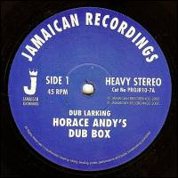 HORACE ANDY - Dub Box : 10inch