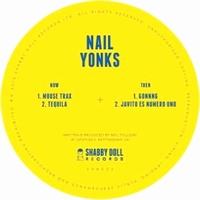 NAIL - Yonks EP : SHABBY DOLL (UK)