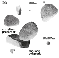 CHRISTIAN PROMMER - The Lost Originals : 12inch