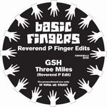 REVEREND P - Finger Edits : BASIC FINGERS (SWE)